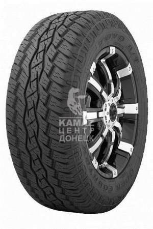 Шина 265/70 R16 TOYO OPATplus OPEN COUNTRY A/T plus 112H
