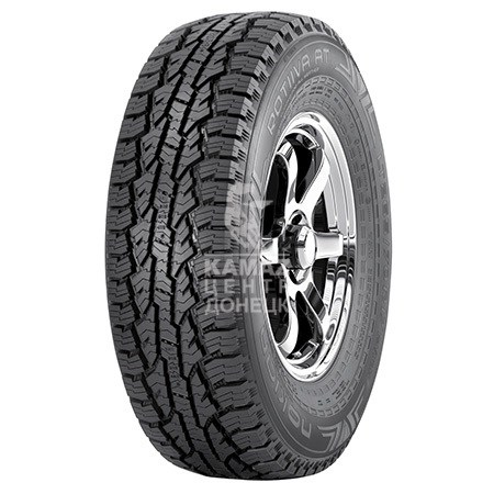 Шина 225/55 R18 TOYONokian Rotiiva AT Plus 265/70 R18 124/121