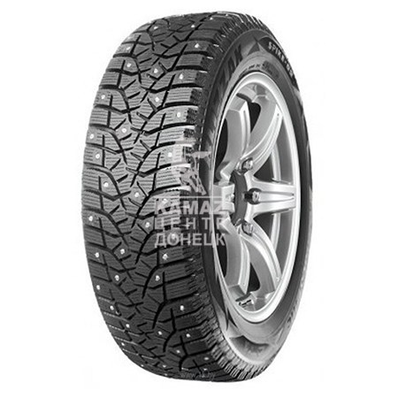 Шина 215/55 R16 Bridgestone Spike-02 SP2PZ шип 93T зима