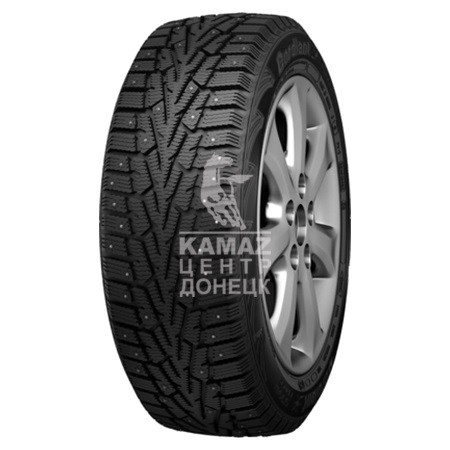 Шина 225/70 R16 <Cordiant> SnowCross, PW-2 107T (зима; шип)